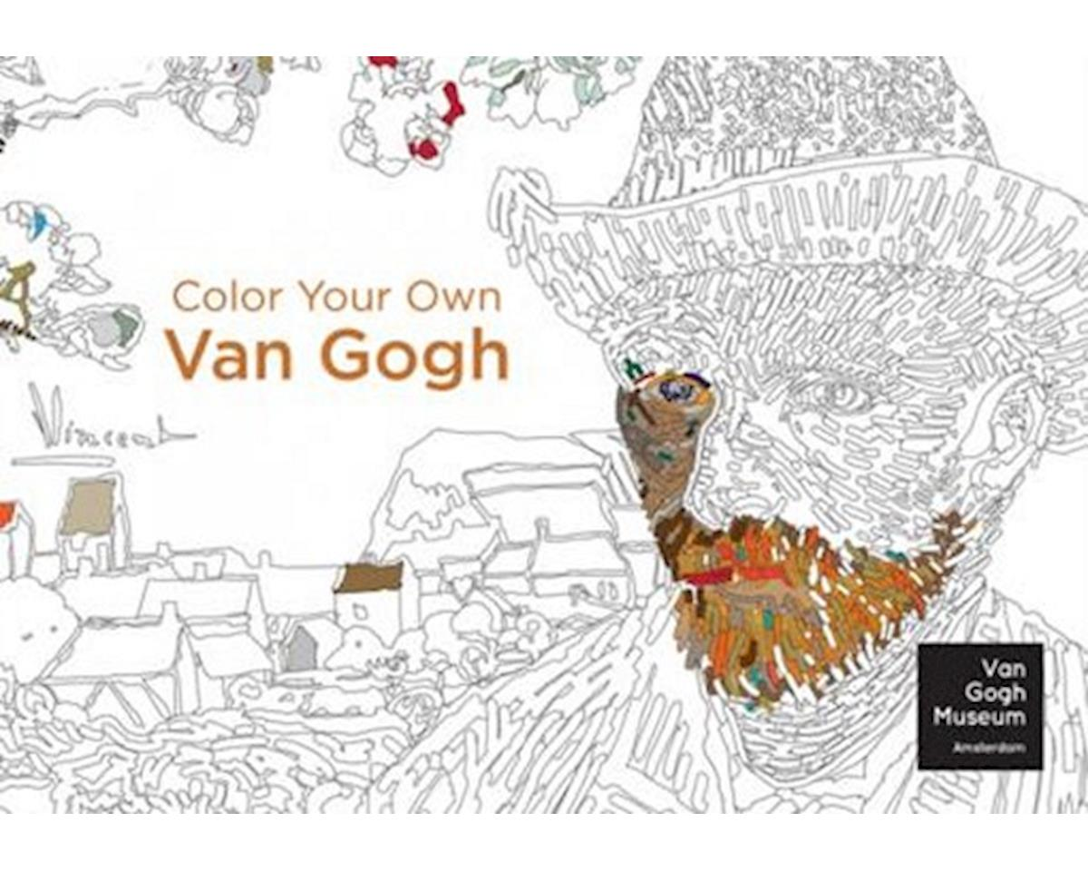 Harper Collins Publishers Color Your Own Van Gogh
