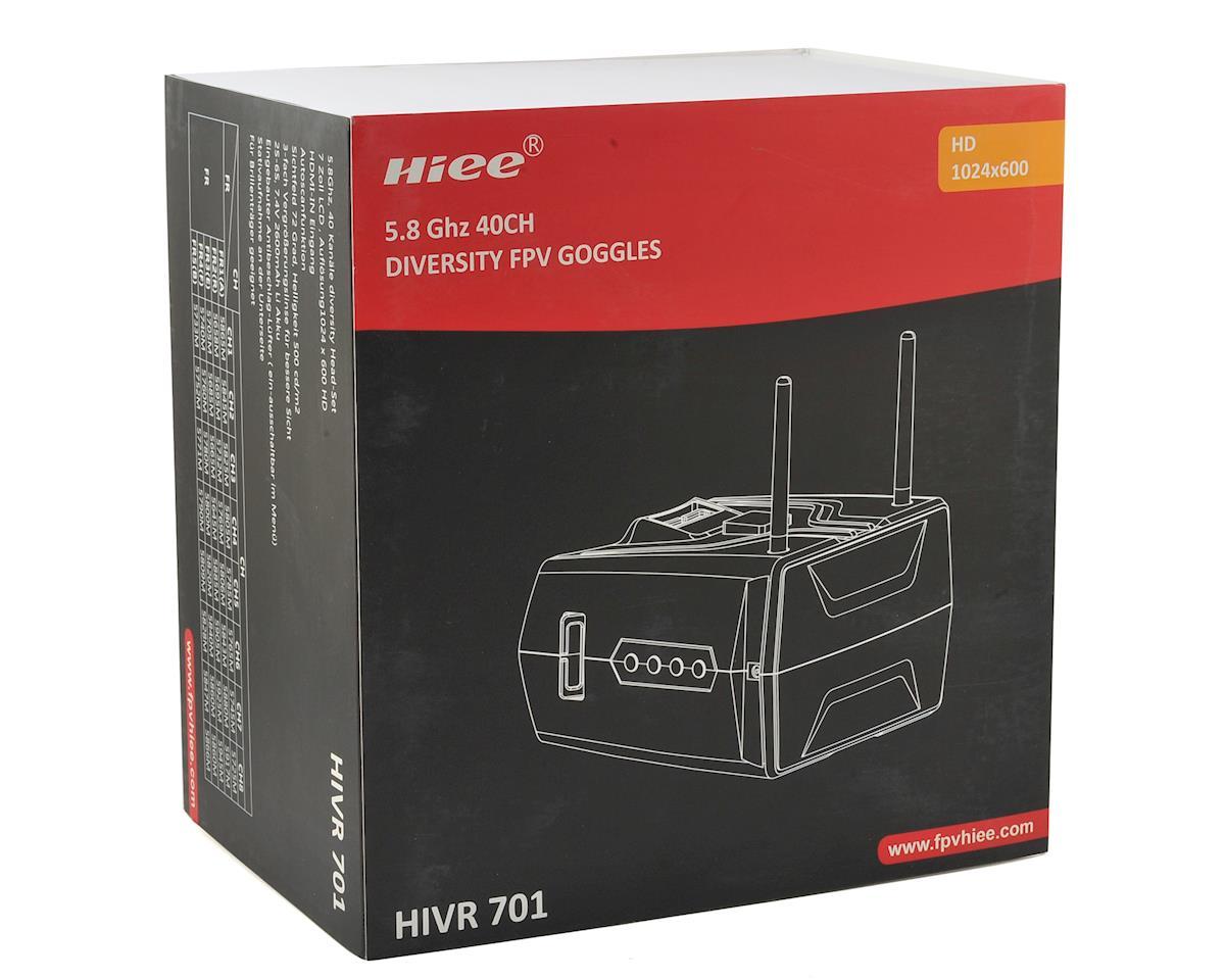 HDVR701 7'' HD FPV Headset by Dongguan Hiee Electronics