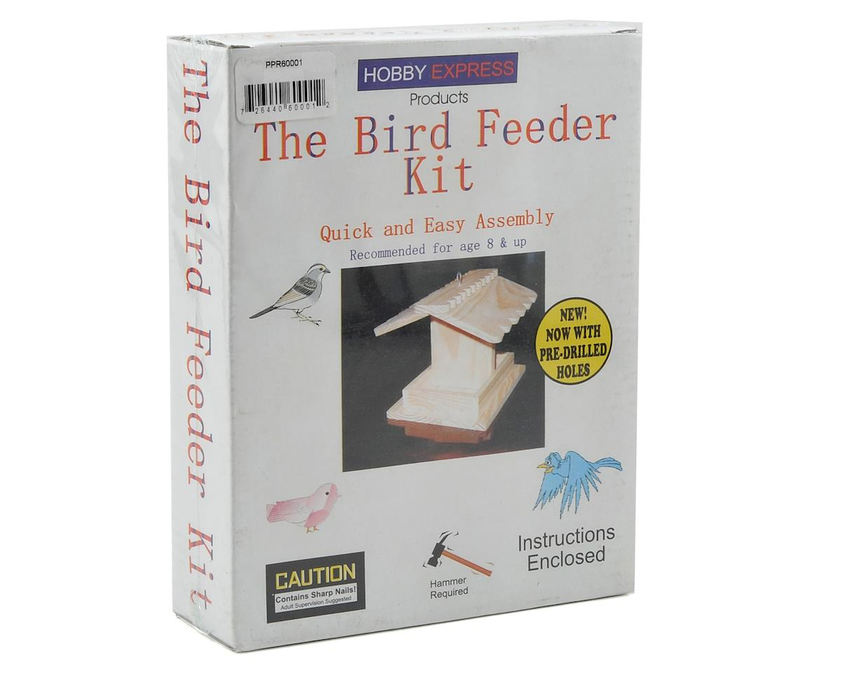 Hobby Express Bird Feeder Kit