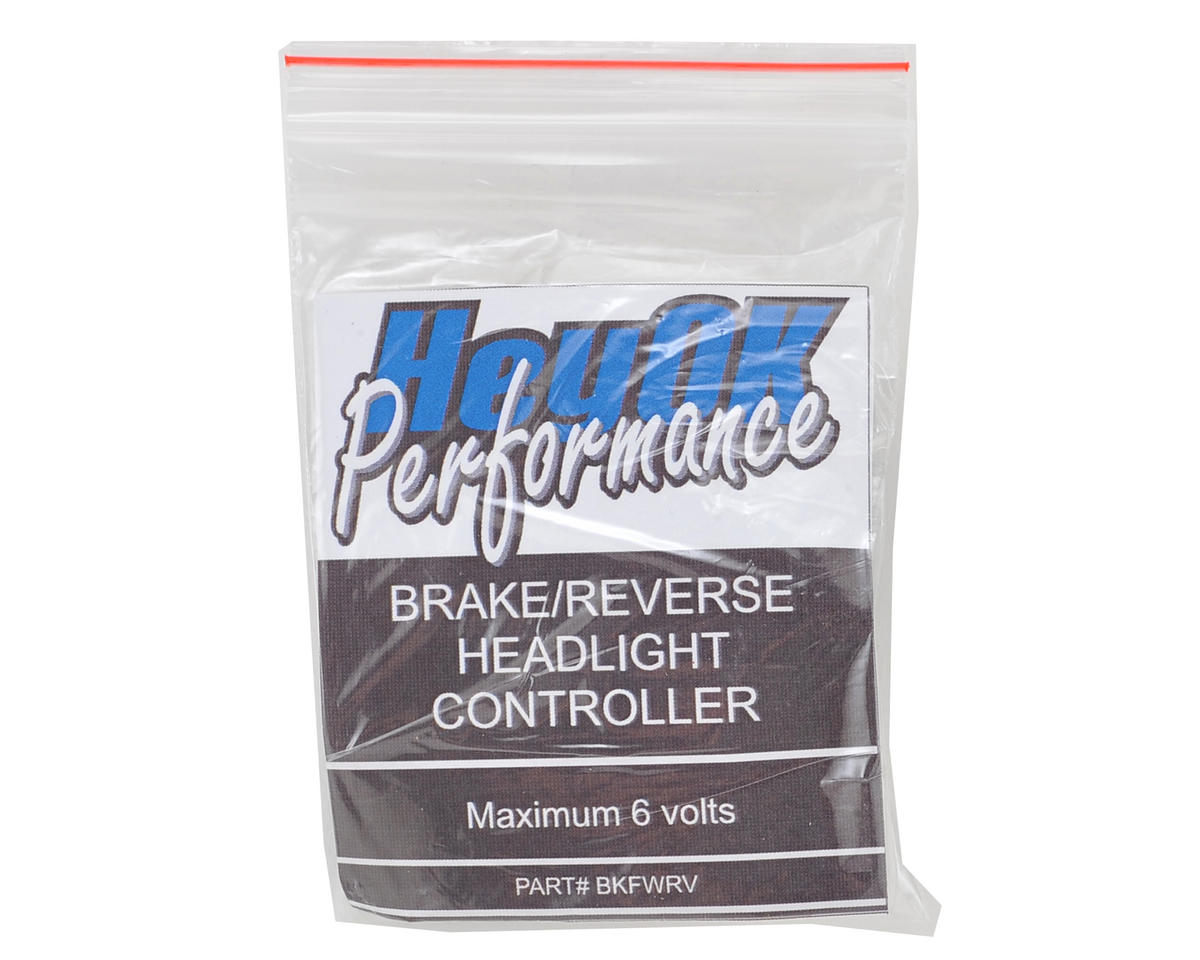 HeyOK Performance Brake/Reverse/Driving Light Controller