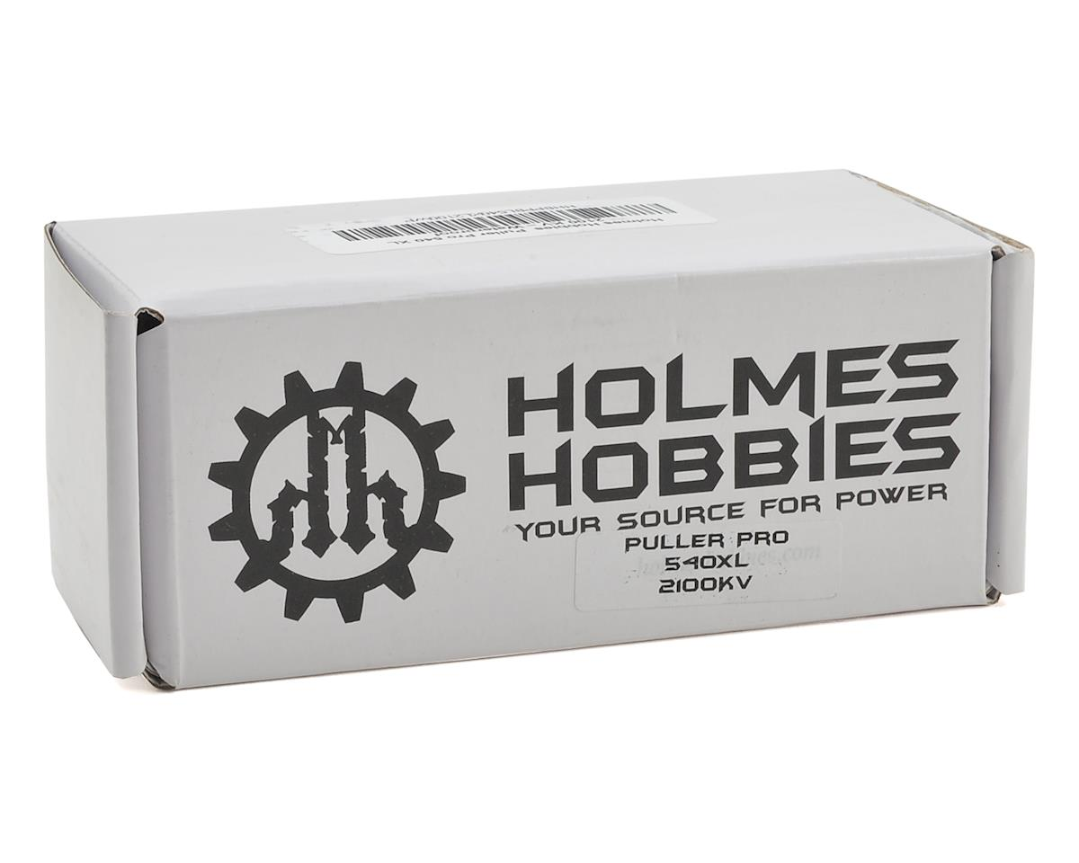 Holmes Hobbies Puller Pro 540 XL Waterproof Sensored Crawler Motor (2100kV)