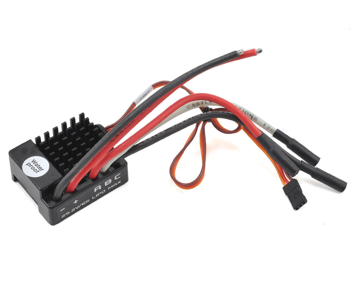TrailMaster BLE Pro ESC (Waterproof) by Holmes Hobbies