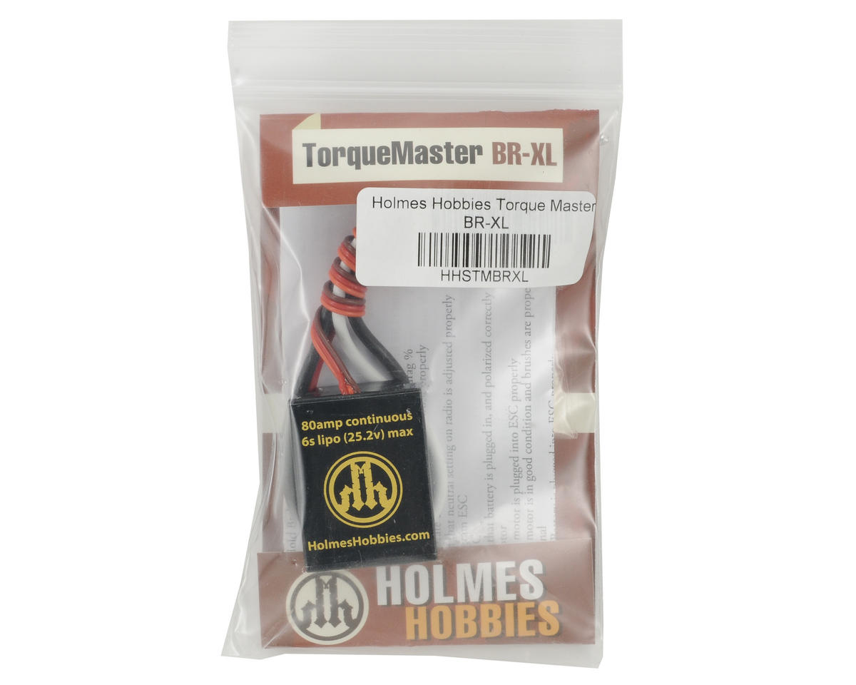Holmes Hobbies TorqueMaster BR-XL Brushed ESC