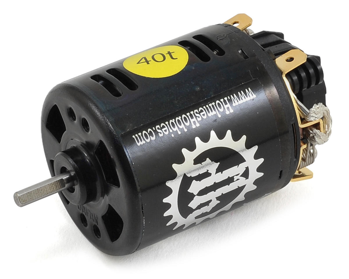 TorqueMaster Pro 540 Brushed Electric Motor (40T)