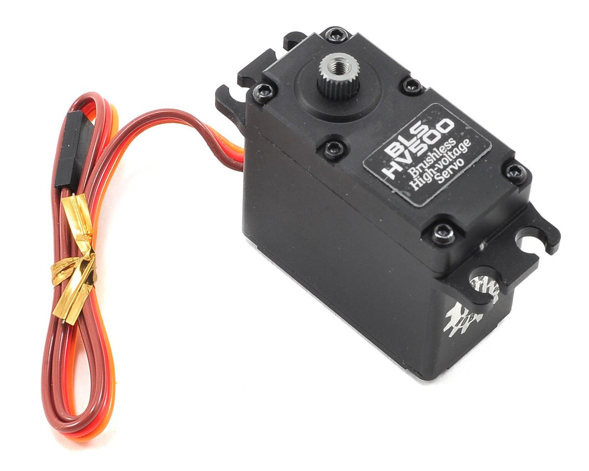 TrailMaster HV500 High Torque Brushless Servo (High Voltage) by Holmes Hobbies