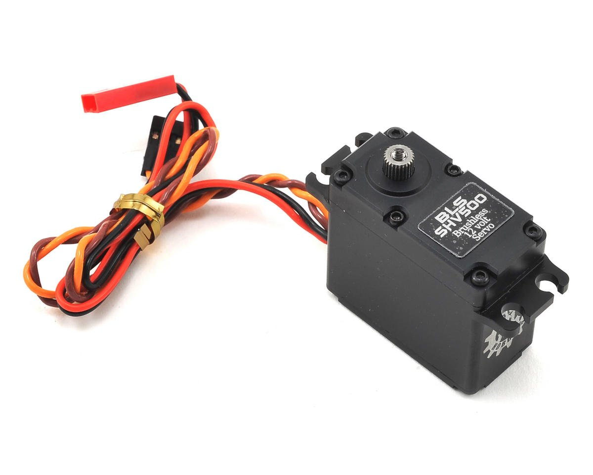 Holmes Hobbies Trailmaster BLS SHV500 12V Servo (High Voltage)