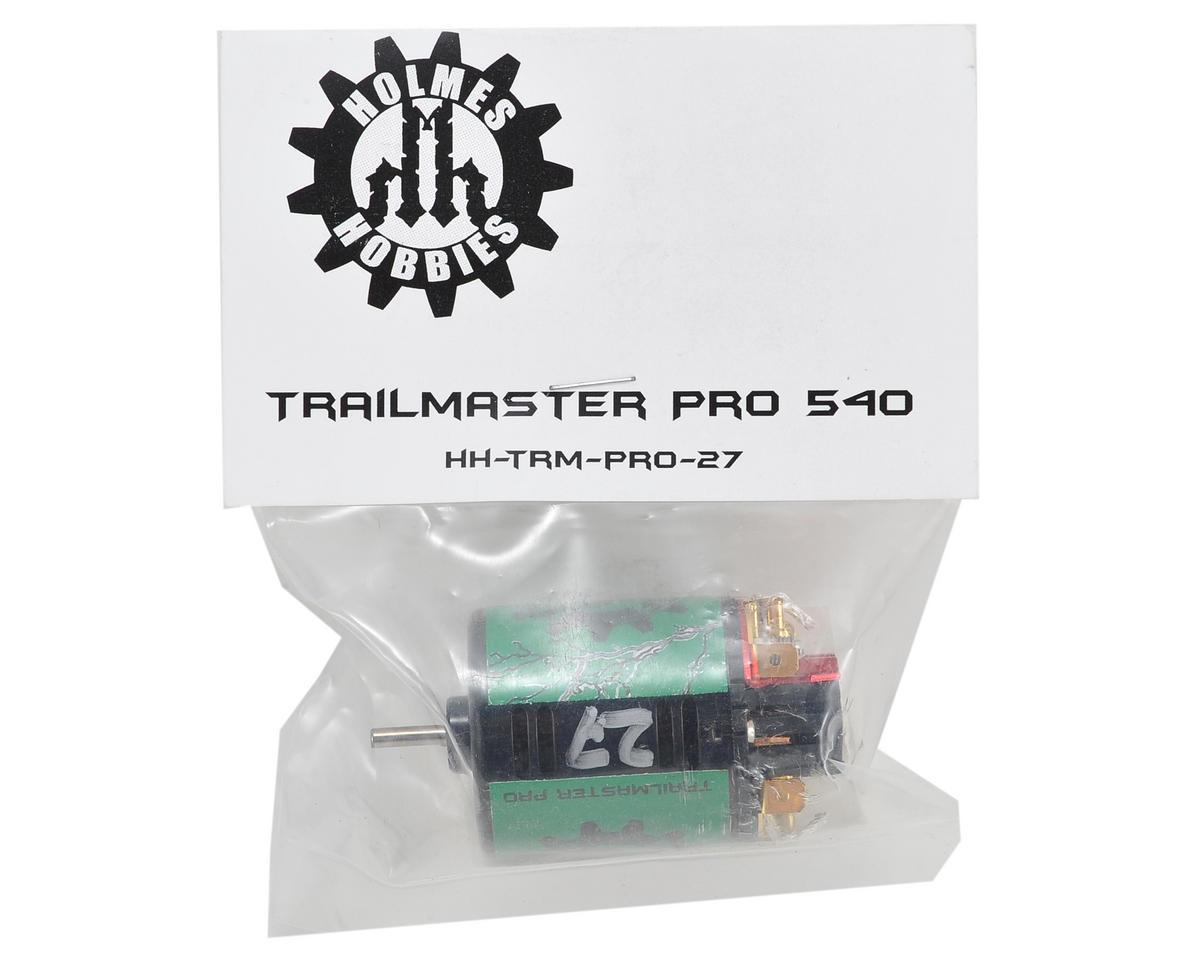 Holmes Hobbies TrailMaster Pro 540 Brushed Electric Motor (27T)