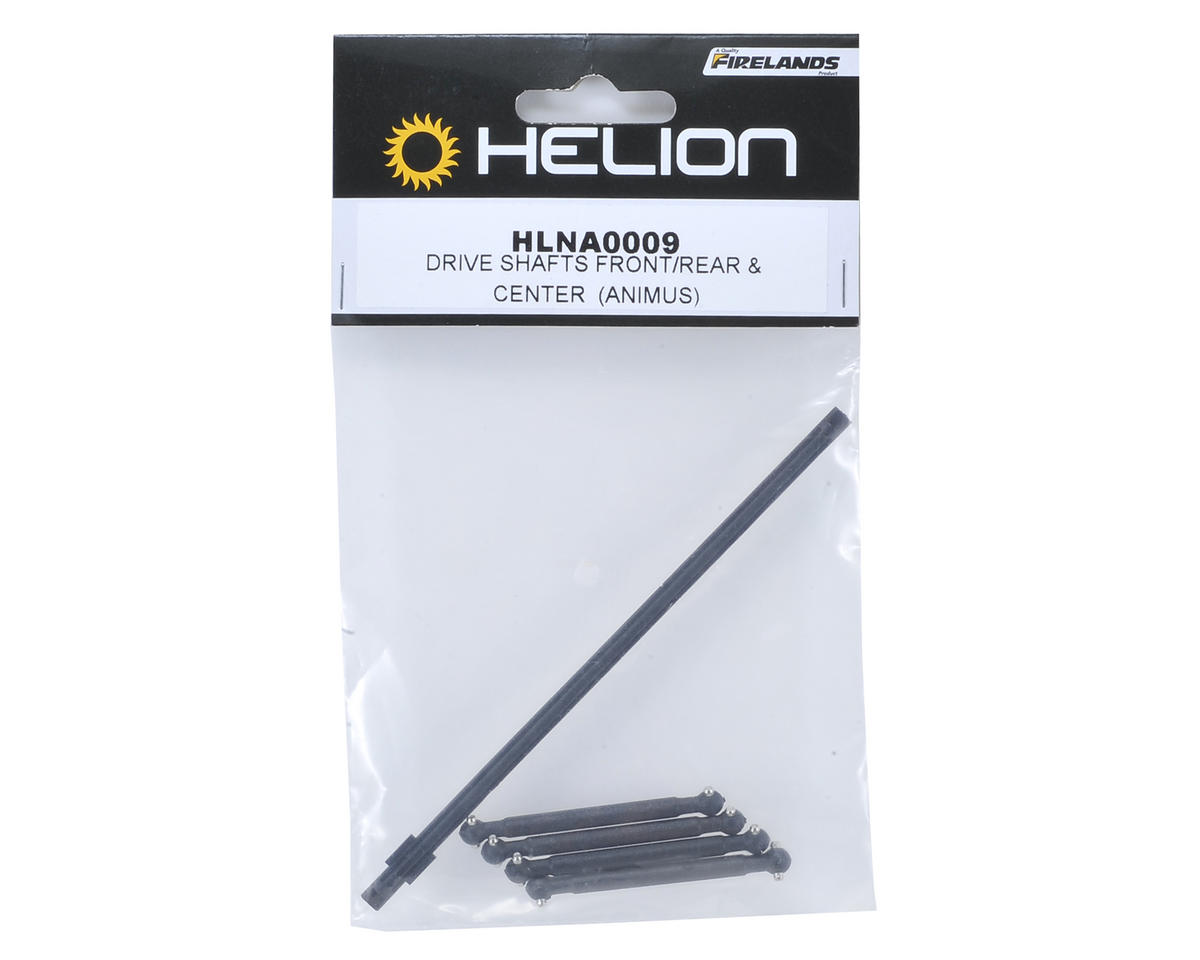 Helion RC Drive Shaft Set (Animus)