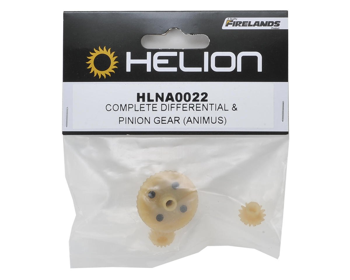 Helion Complete Differential & Pinion Gear (Animus)