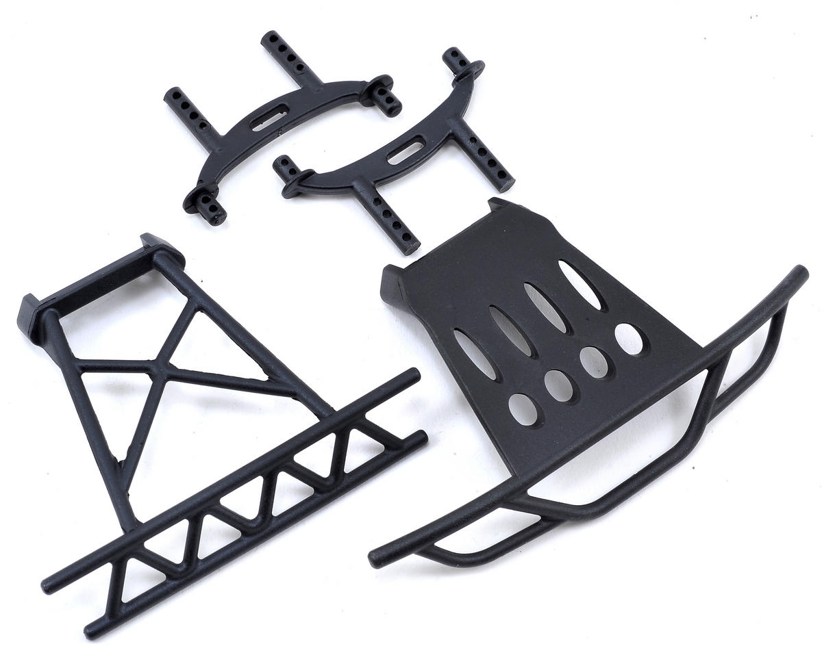 Helion RC Bumper & Body Mount Set (Animus SC)