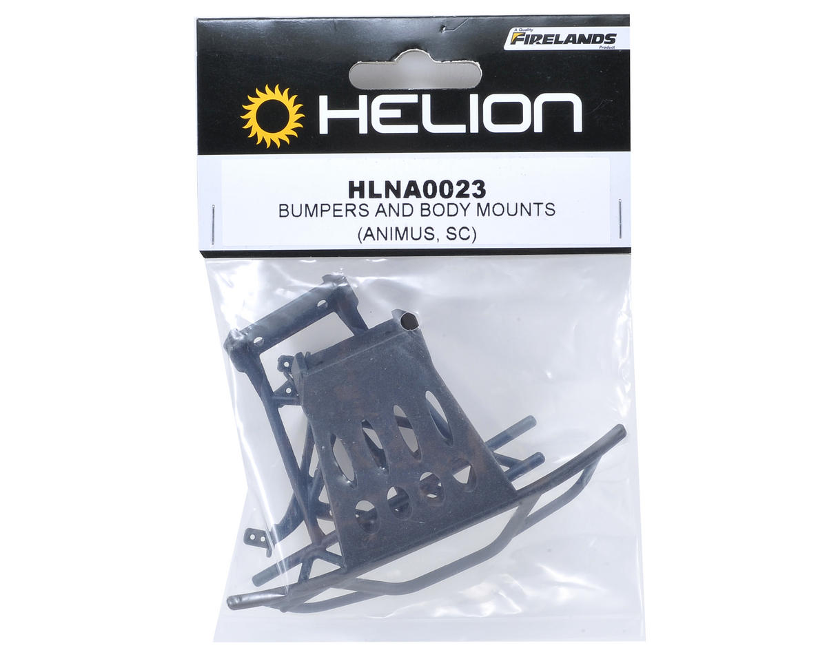 Helion Bumper & Body Mount Set (Animus SC)