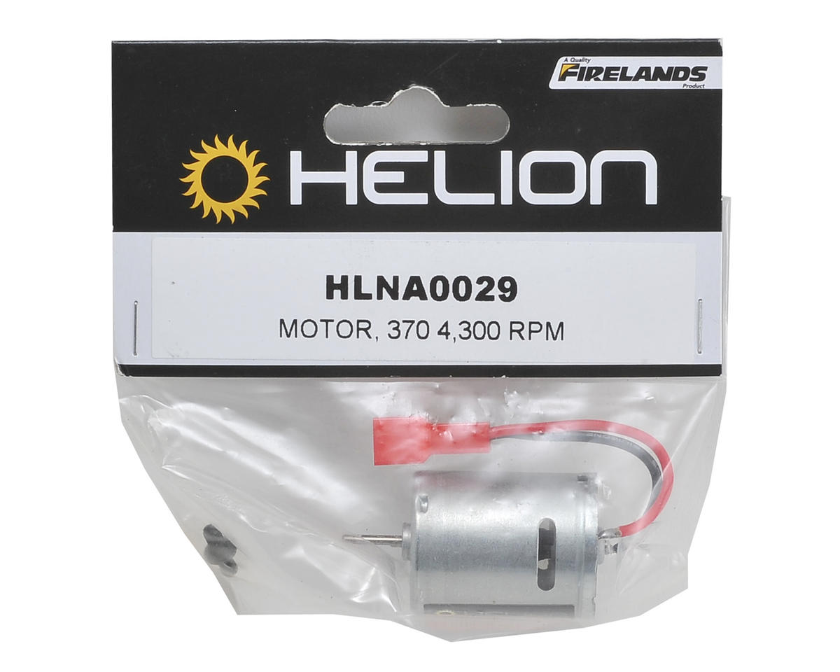 Helion RC Motor 370 (4200 RPM) (Animus)