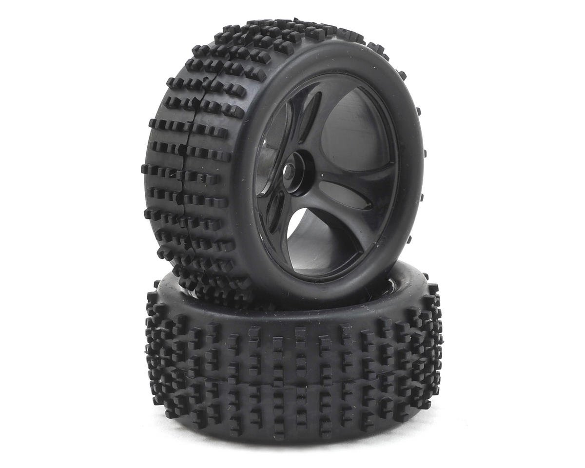 Helion RC Left & Right Mounted Tires (Animus TR)