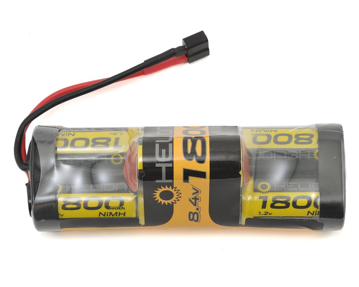 Helion 7-Cell Hump NiMH Battery Pack w/T-Style Connector (8.4V/1800mAh)