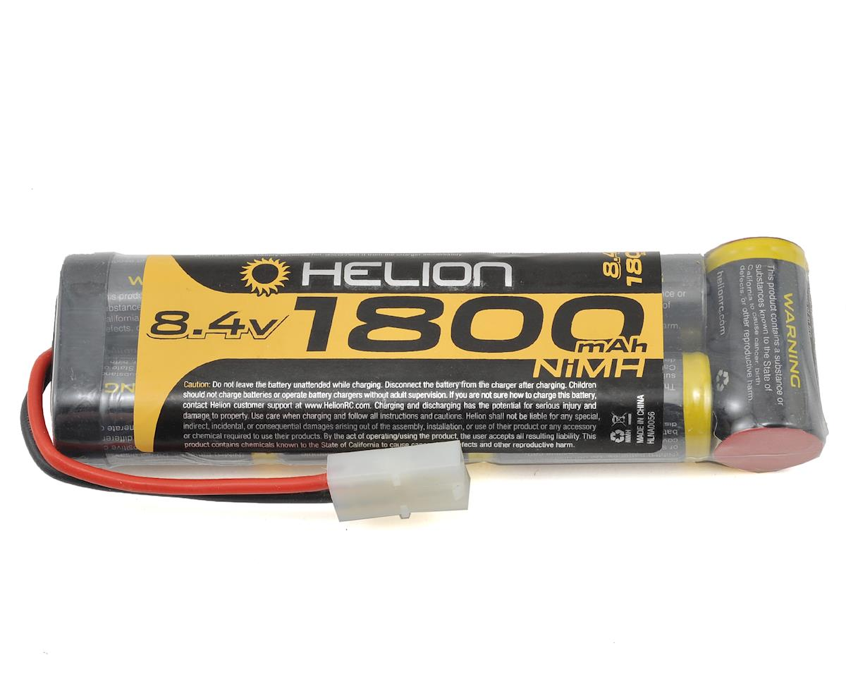 Helion RC 7-Cell Flat Stick NiMH Battery Pack w/T-Style Connector (8.4V/1800mAh)