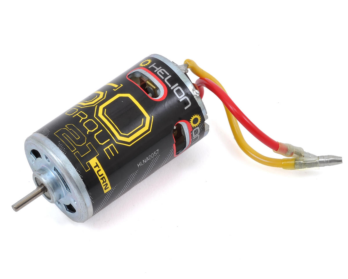 Helion RC Brushed 550 Motor (21T)