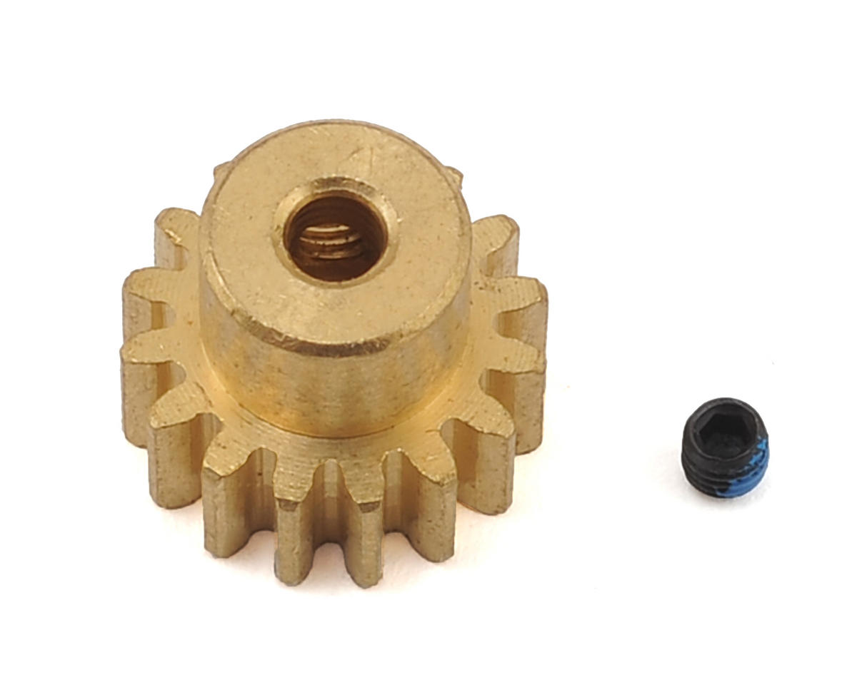 Helion Animus 18MT RC 32P Brass Pinion Gear (16T)