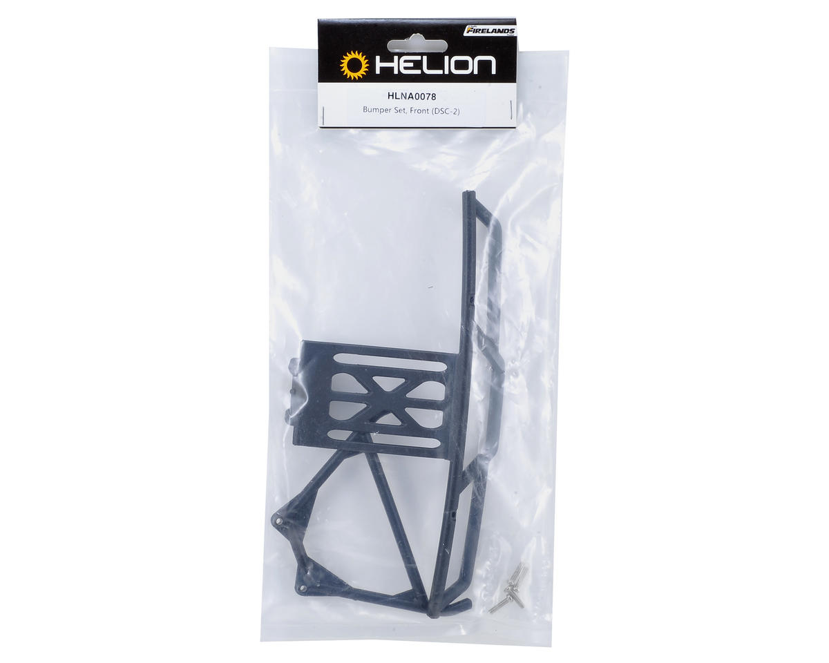 Helion RC Front Bumper Set (Dominus SC, SCv2)