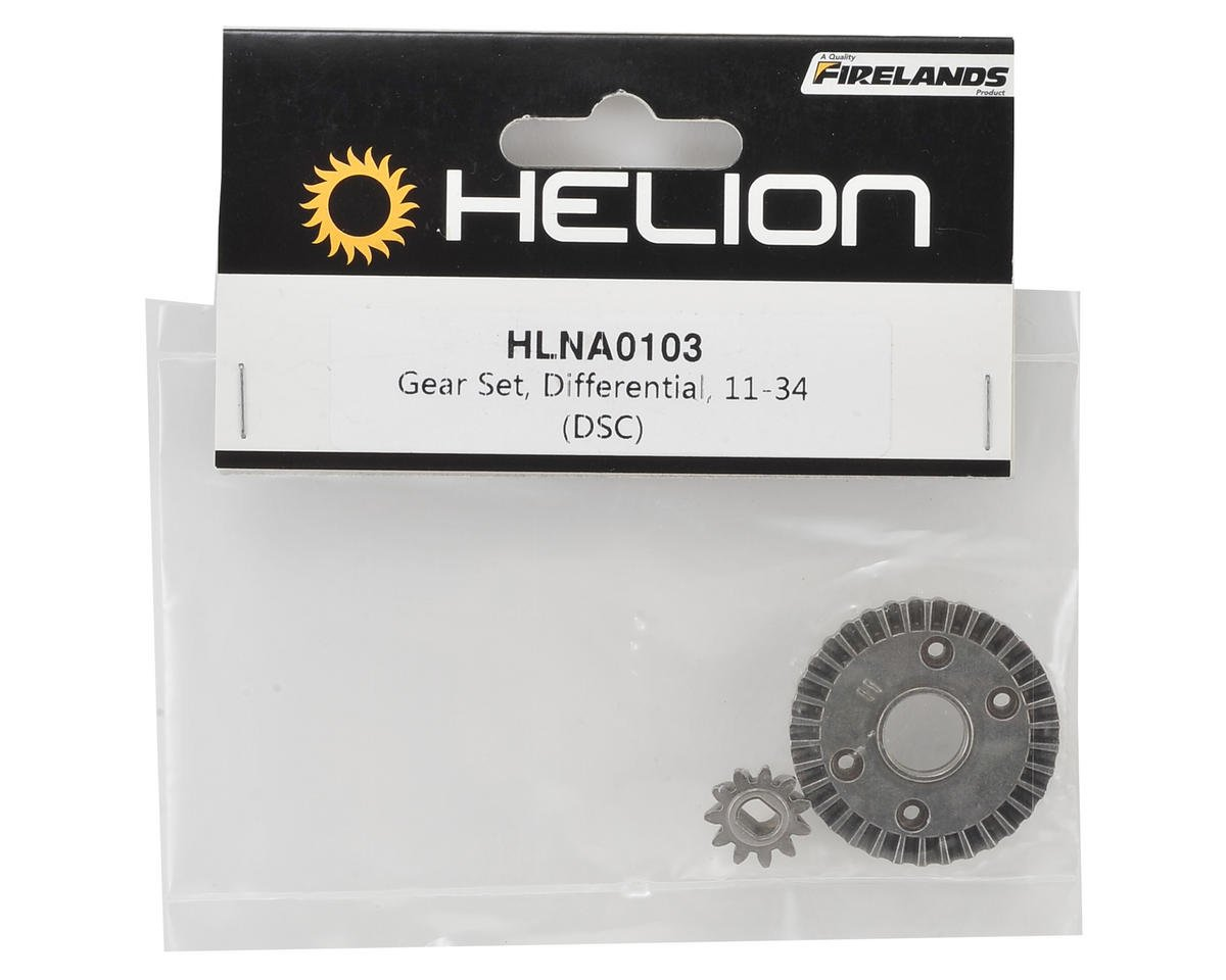 Helion RC Differential Gear Set (Dominus SC)