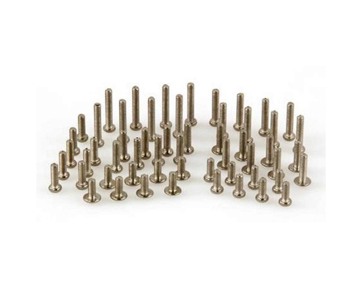 Helion Dominus 10SCv2 Screw Kit, Button Head Philips Screws (BHPS) (Dominus)