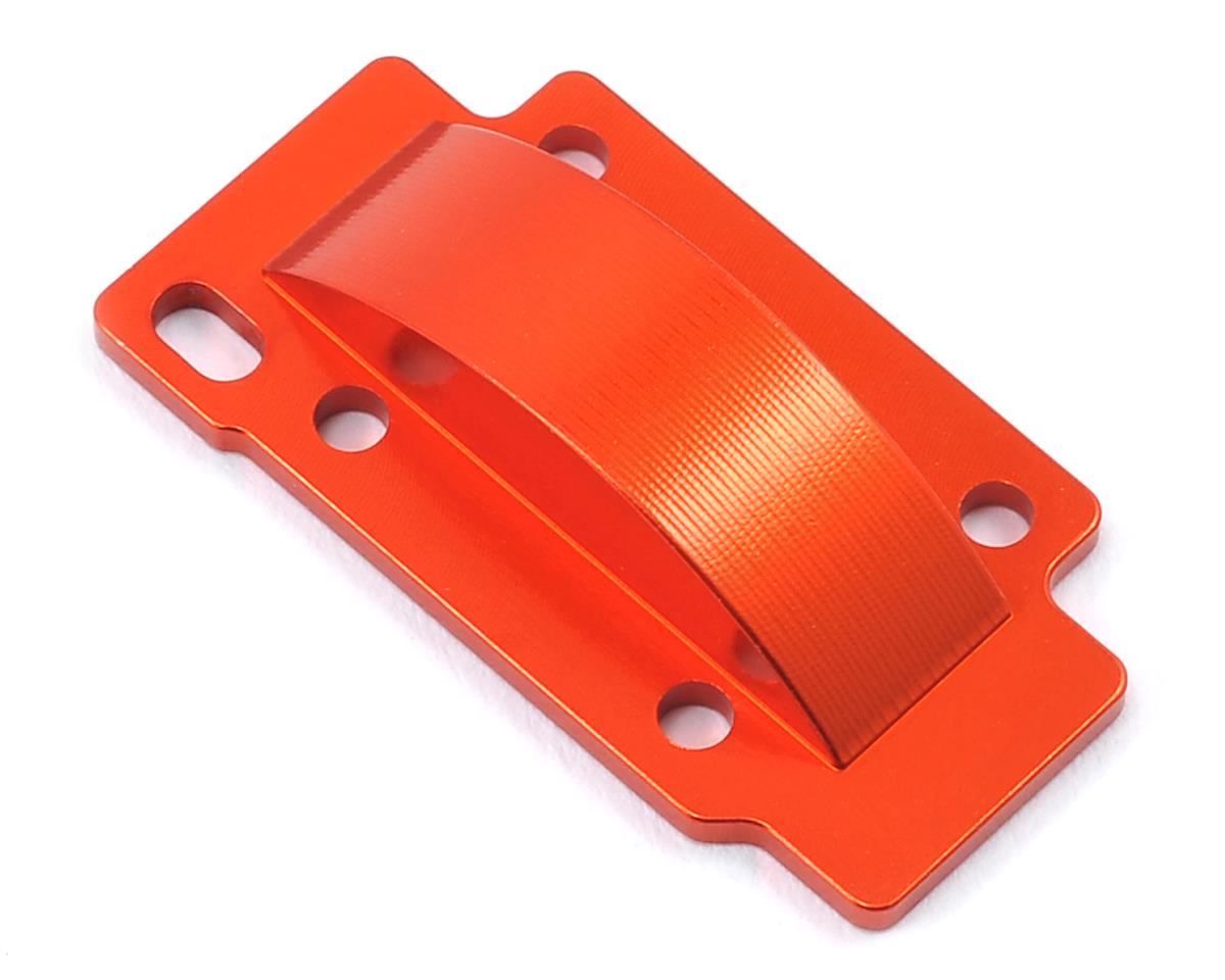 Helion RC Aluminum Gear Cover (Orange) (Animus)