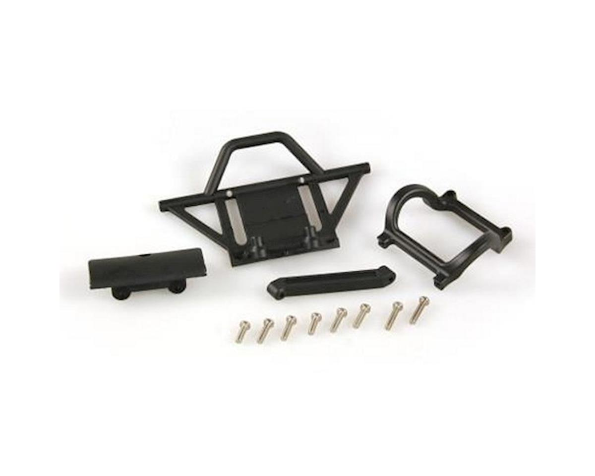 Helion Bumper Set, Front and Rear (Dominus TR, Invictus)