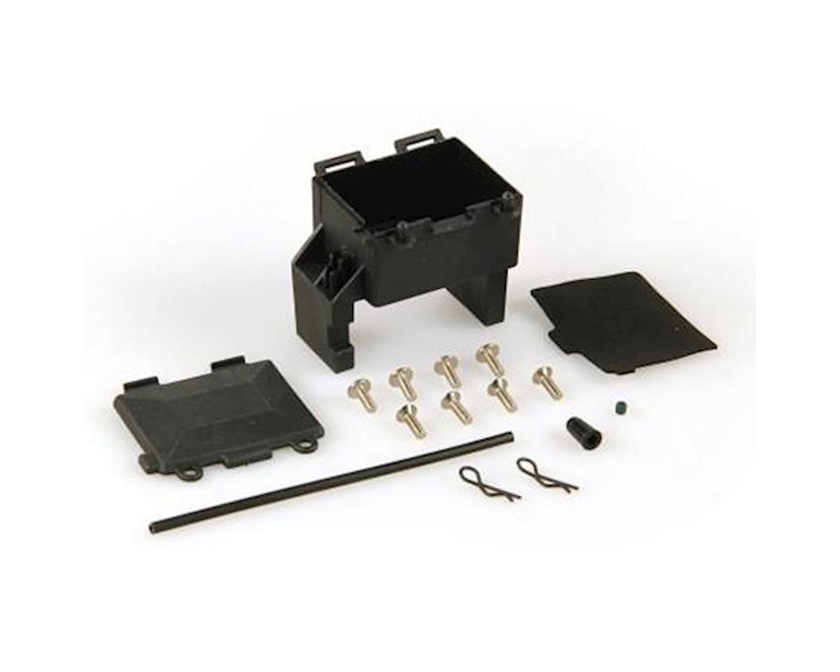 Helion Dominus 10TR RC Receiver Box and Servo Mount (Dominus TR)