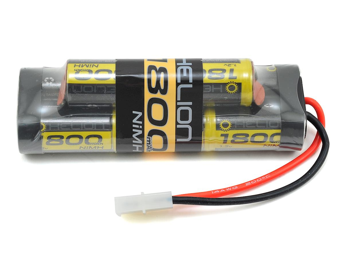 Helion Dominus 10SC RC 8-Cell NiMH Hump Battery Pack w/Tamiya Plug (9.6V/1800mAh)