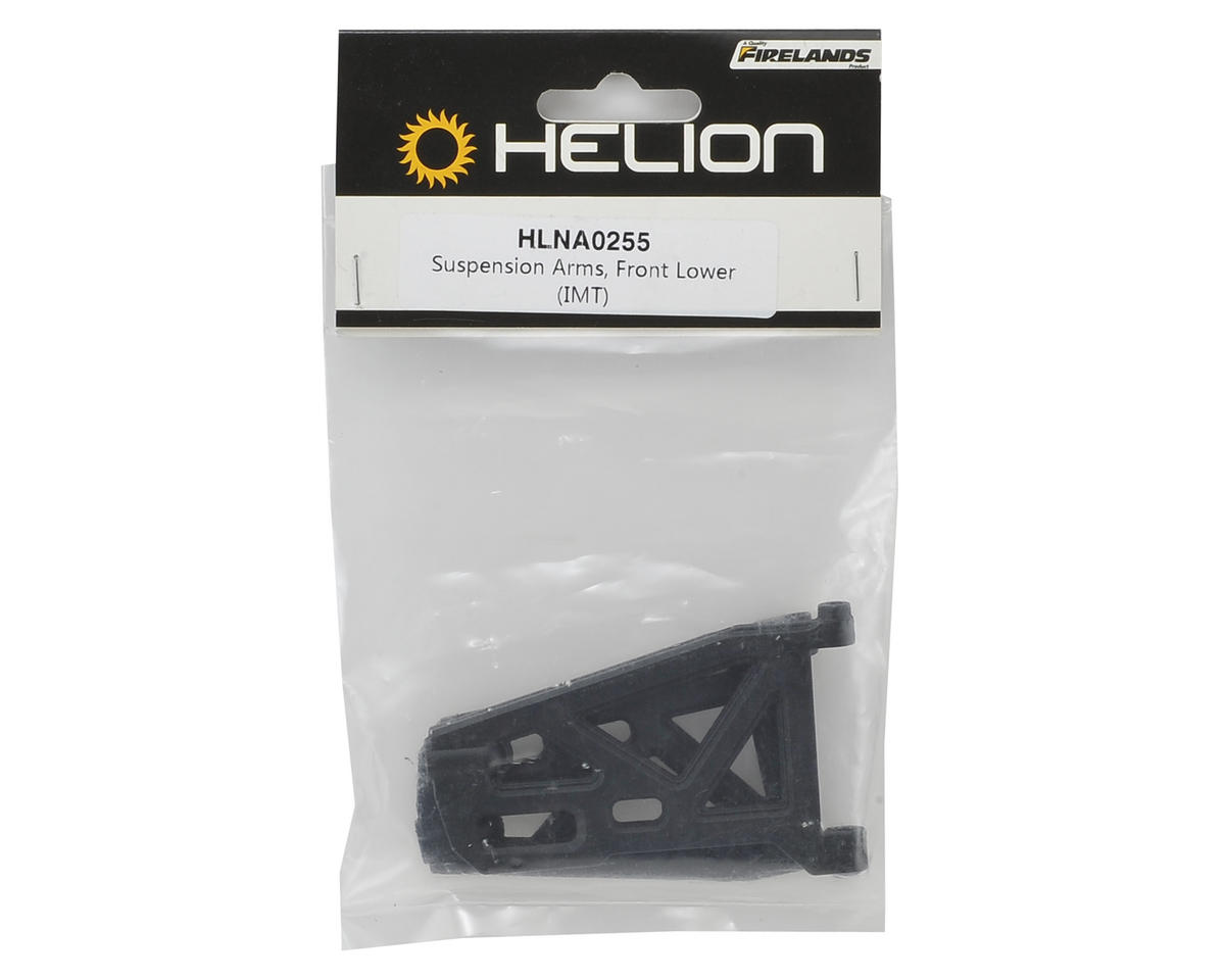 Helion RC Front Lower Suspension Arm Set (Invictus)