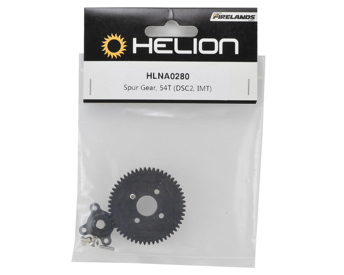 32P Spur Gear (54T) (Invictus) by Helion