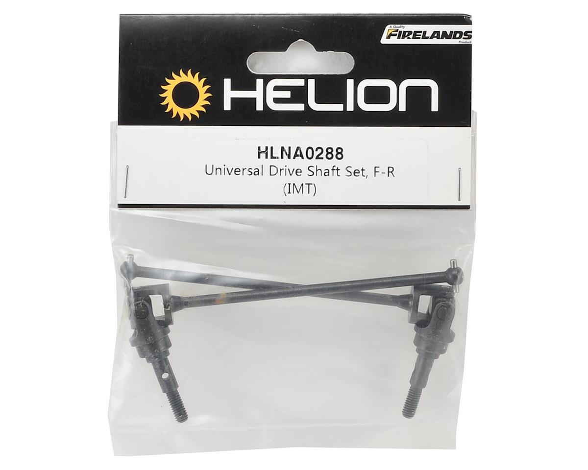 Helion RC Front/Rear Universal Drive Shaft Set (Invictus)