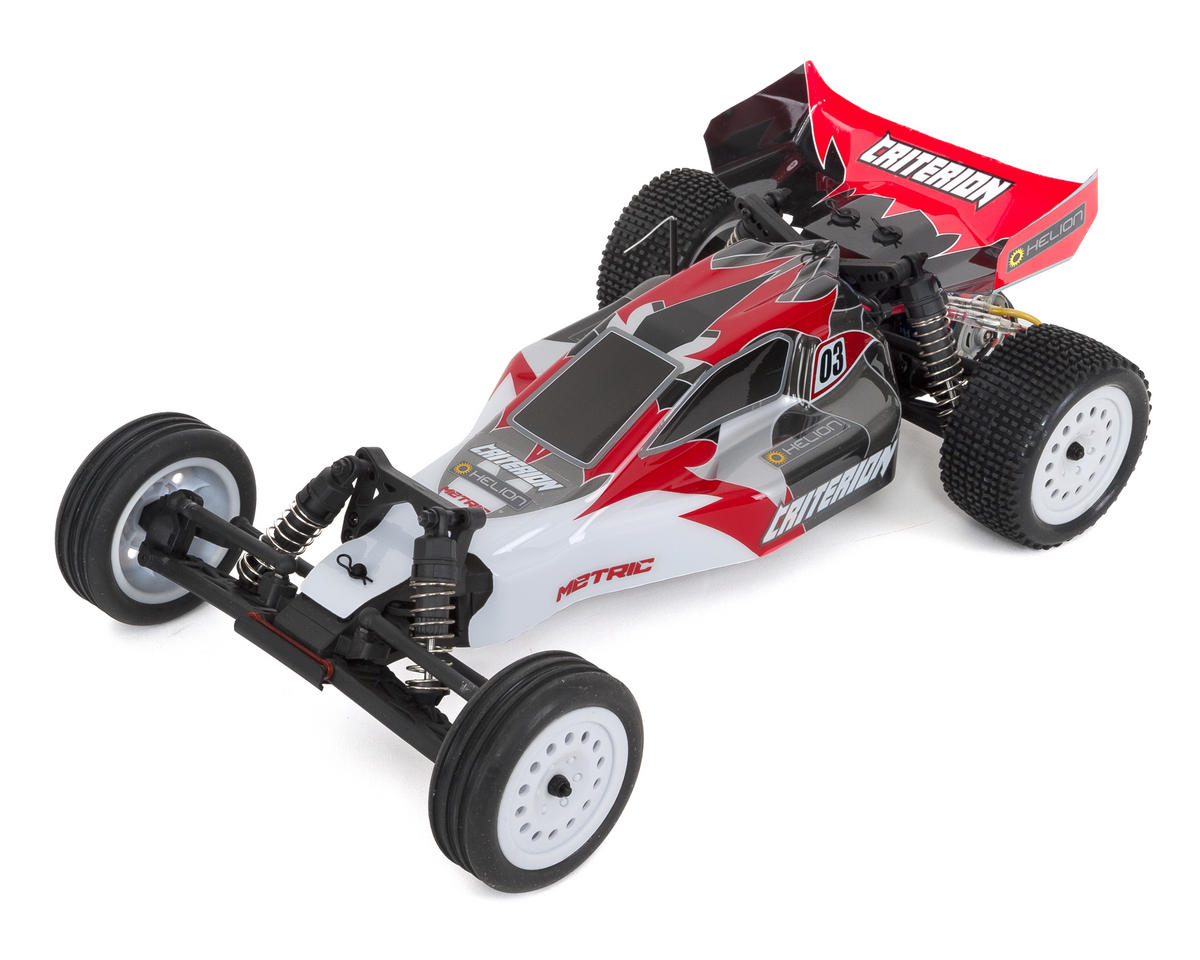 Helion RC Criterion 10B 2WD Electric Buggy (Tamiya Plug)