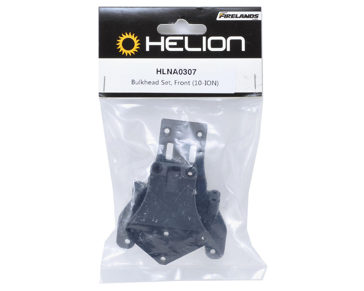 Helion RC Front Bulkhead Set (Criterion, Volition)