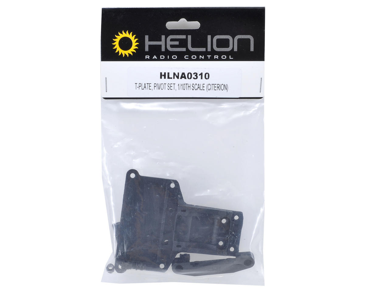 Helion T-Plate & Pivot Block Set (Criterion, Volition)