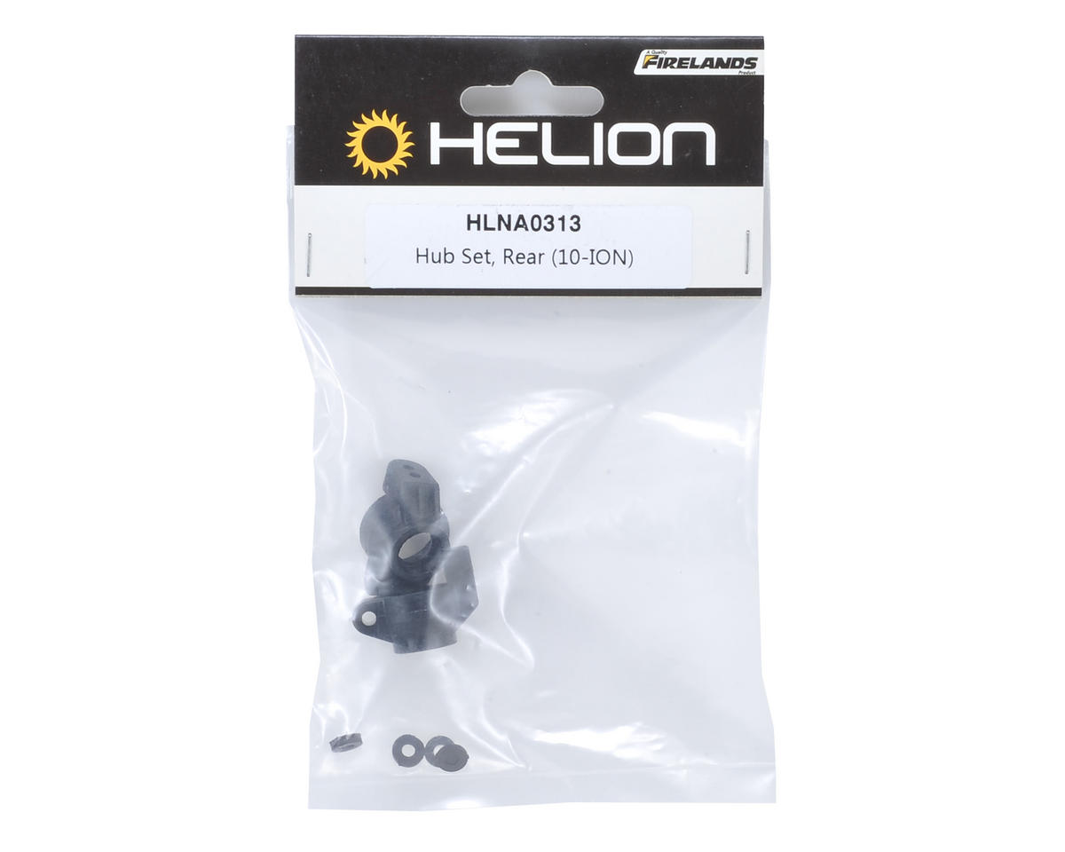Helion Rear Hub Set (Criterion, Volition)