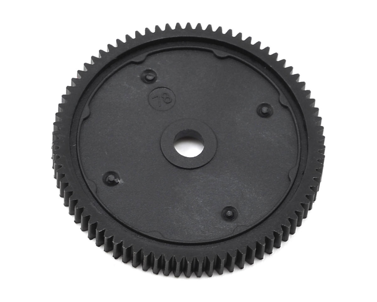 48P Spur Gear (78T) (Criterion) by Helion RC