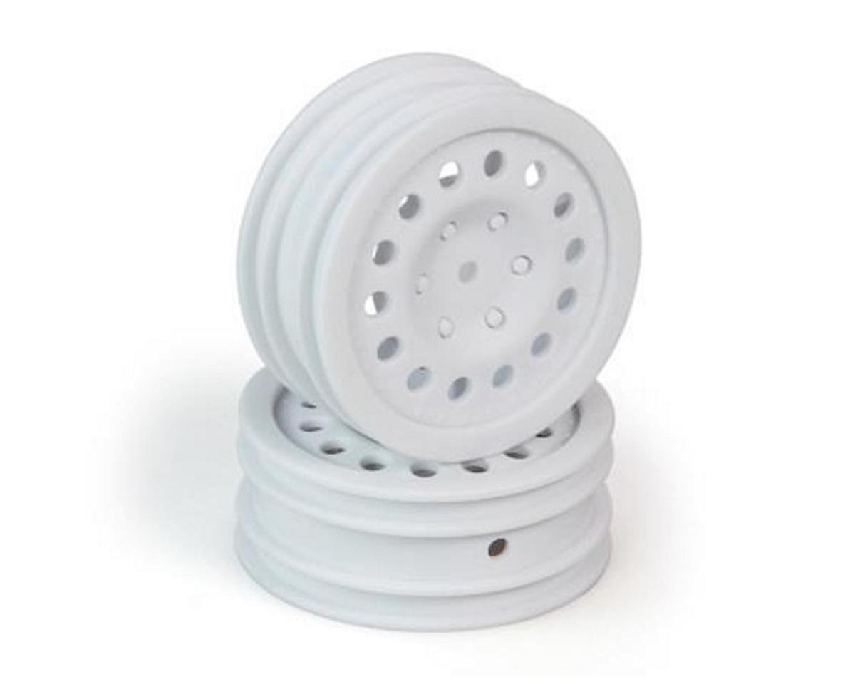 Helion Wheel, Front, White, 2pcs (Criterion Buggy)