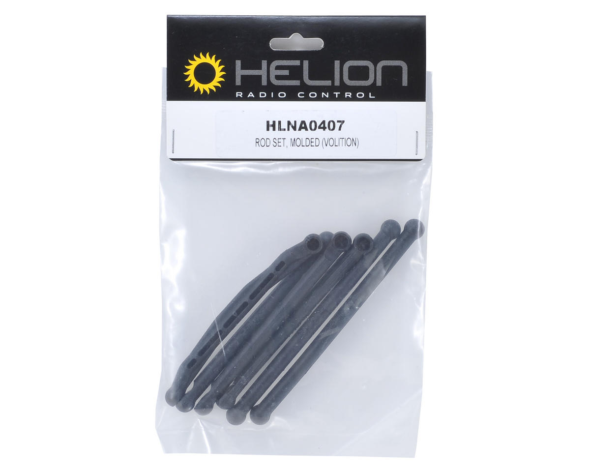 Helion RC Molded Rod Set (Volition)