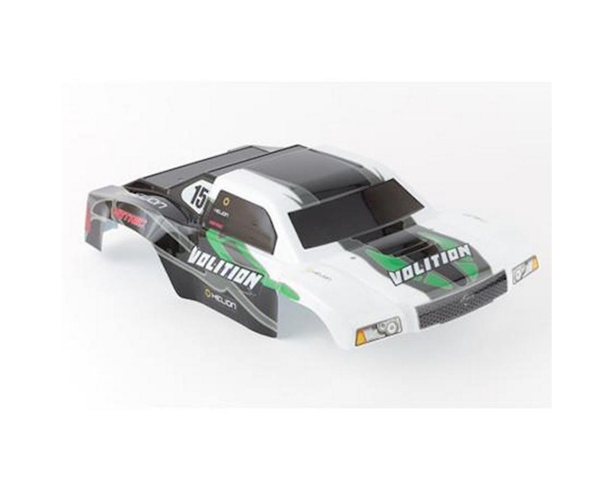 Helion RC Body, Green (Volition)