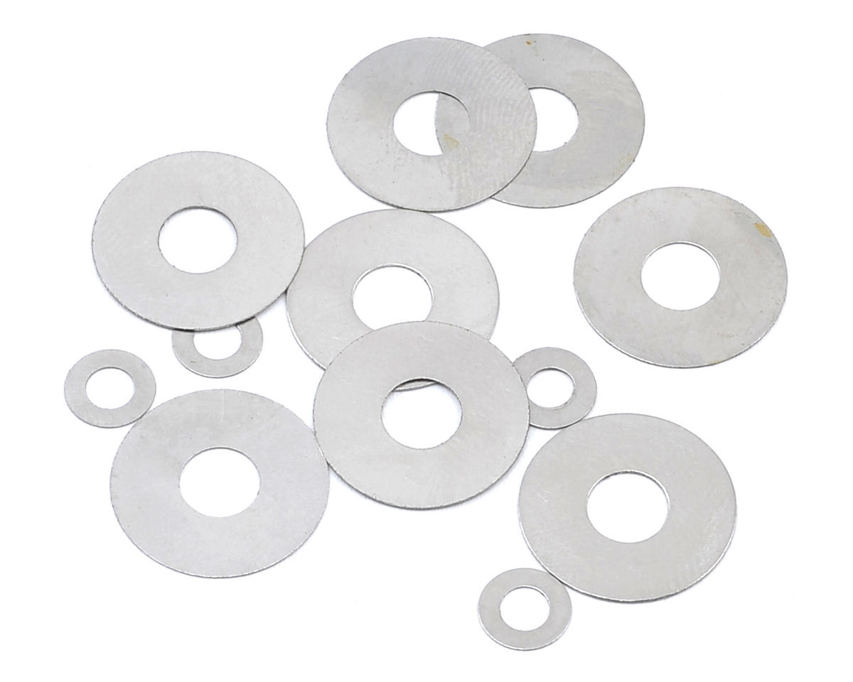 Helion Volition 10SC RC Differential Shim Set (Criterion, Volition)