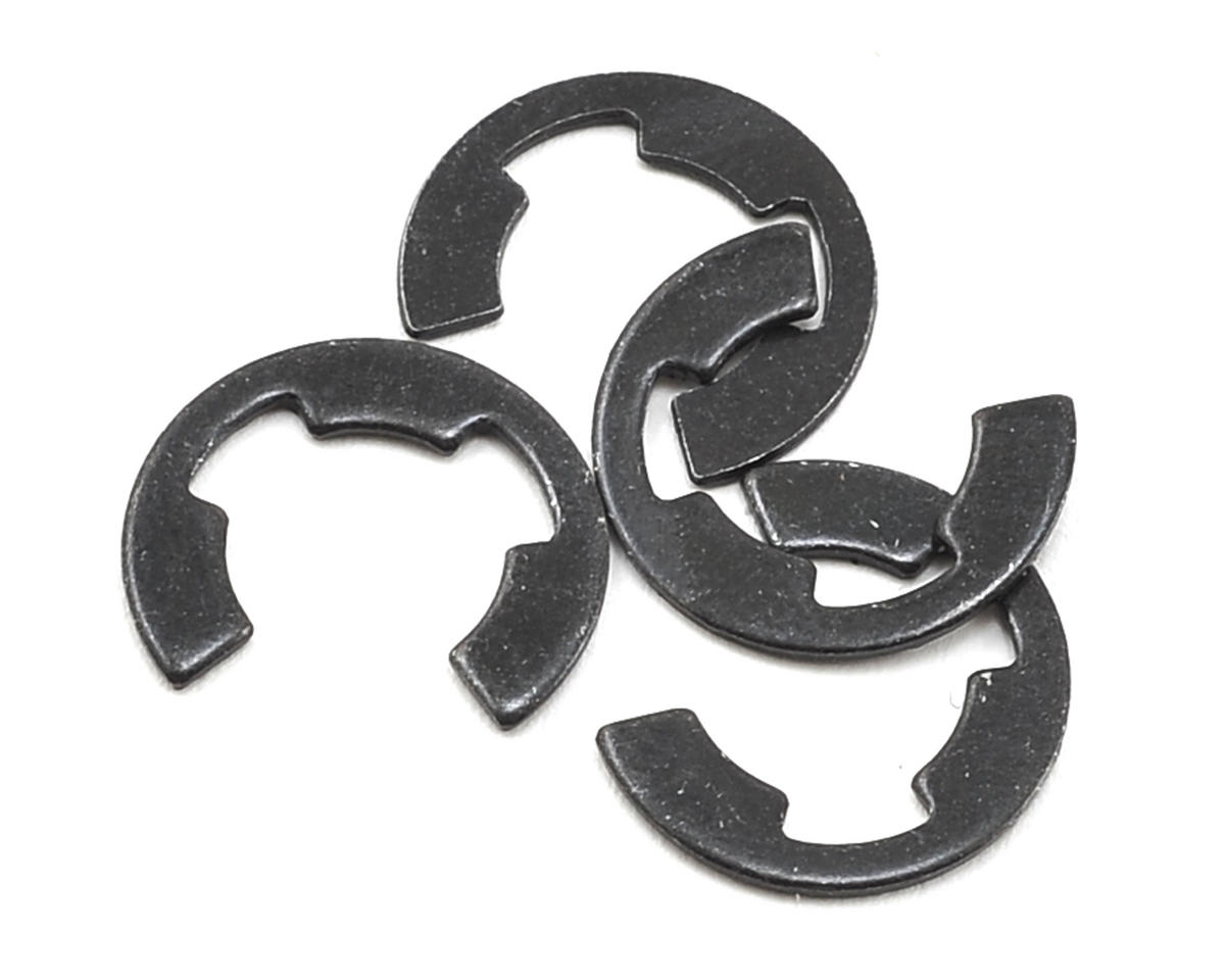 Helion 8mm E-Clips (4)