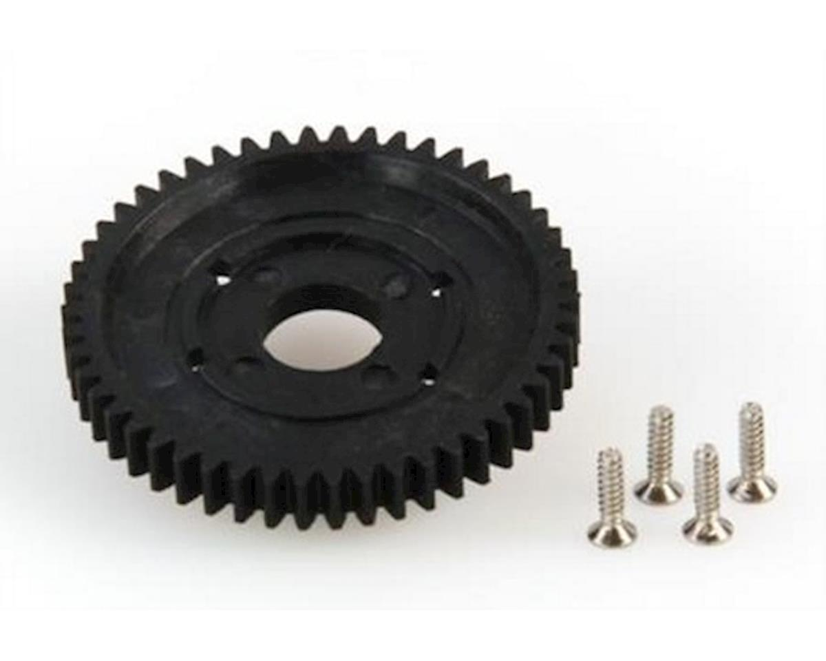 Spur Gear, 54T Center Differential (Dominus 10SC2, Invictus 10MT) by Helion