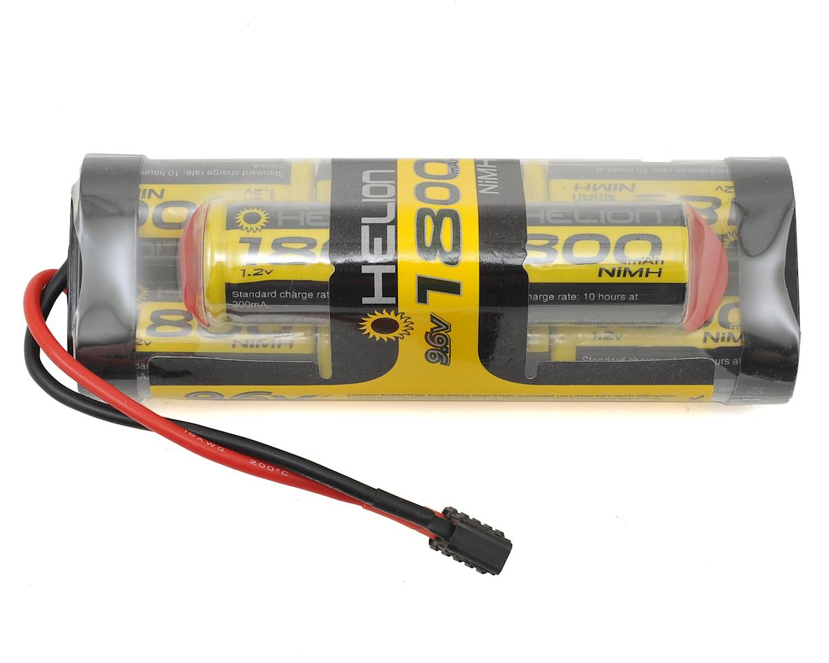 8-Cell Hump NiMH Battery Pack w/T-Style Connector (9.6V/1800mAh) by Helion