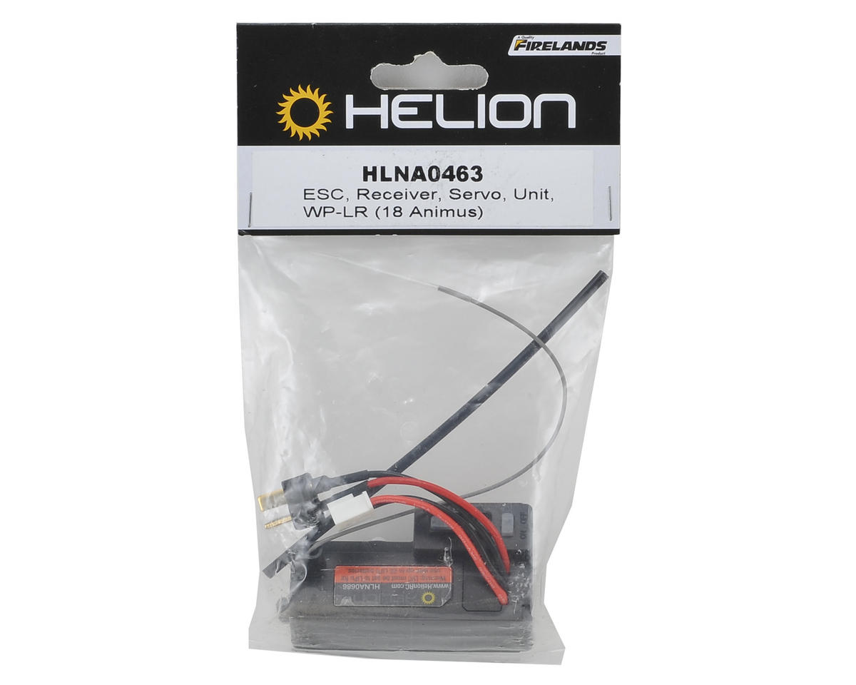 Helion RC ESC/Receiver/Servo Module Unit (Animus)