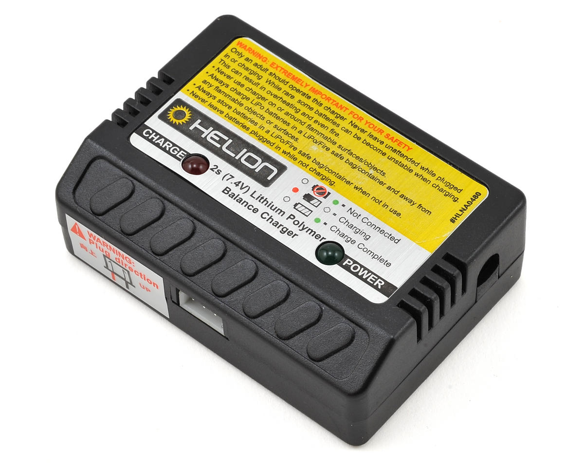 2S LiPo Balance Charger (7.4V) by Helion