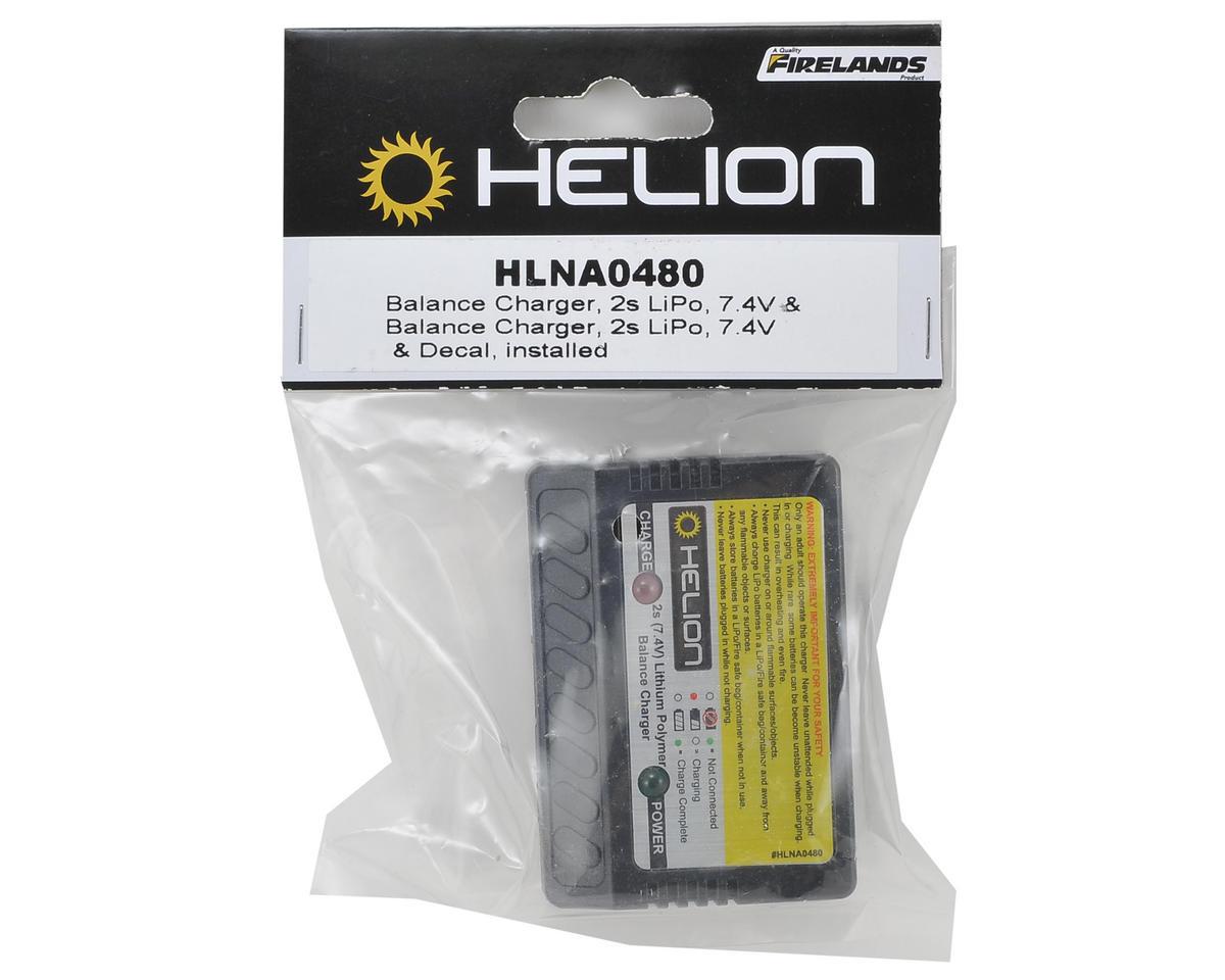 Helion 2s Lipo Balance Charger 74v Hlna0480 Cars Trucks Balancer Seven Segments Hobbytown