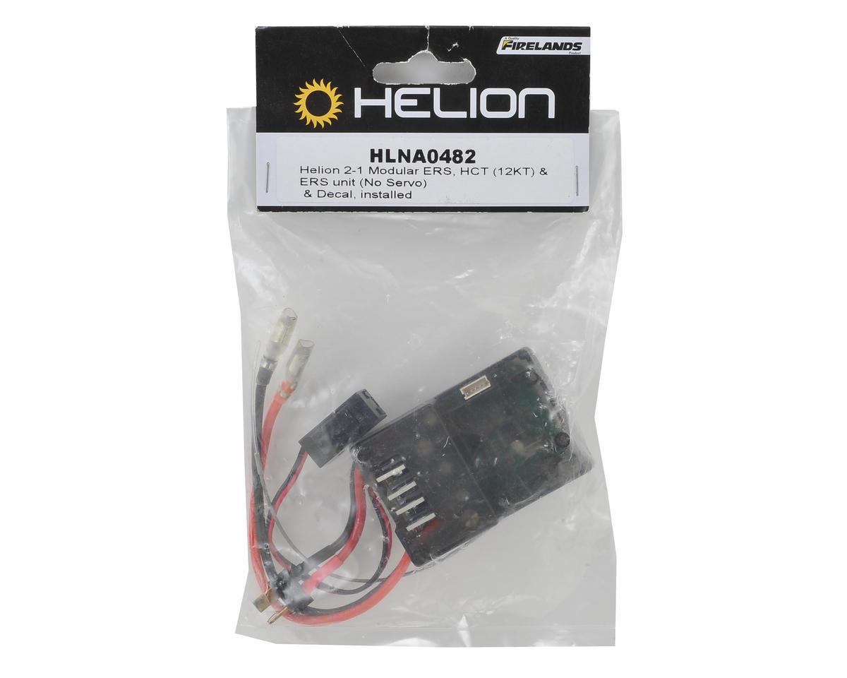 Helion RC 2-1 Receiver & ESC Modular Unit (Impakt, Verdikt, Contakt)