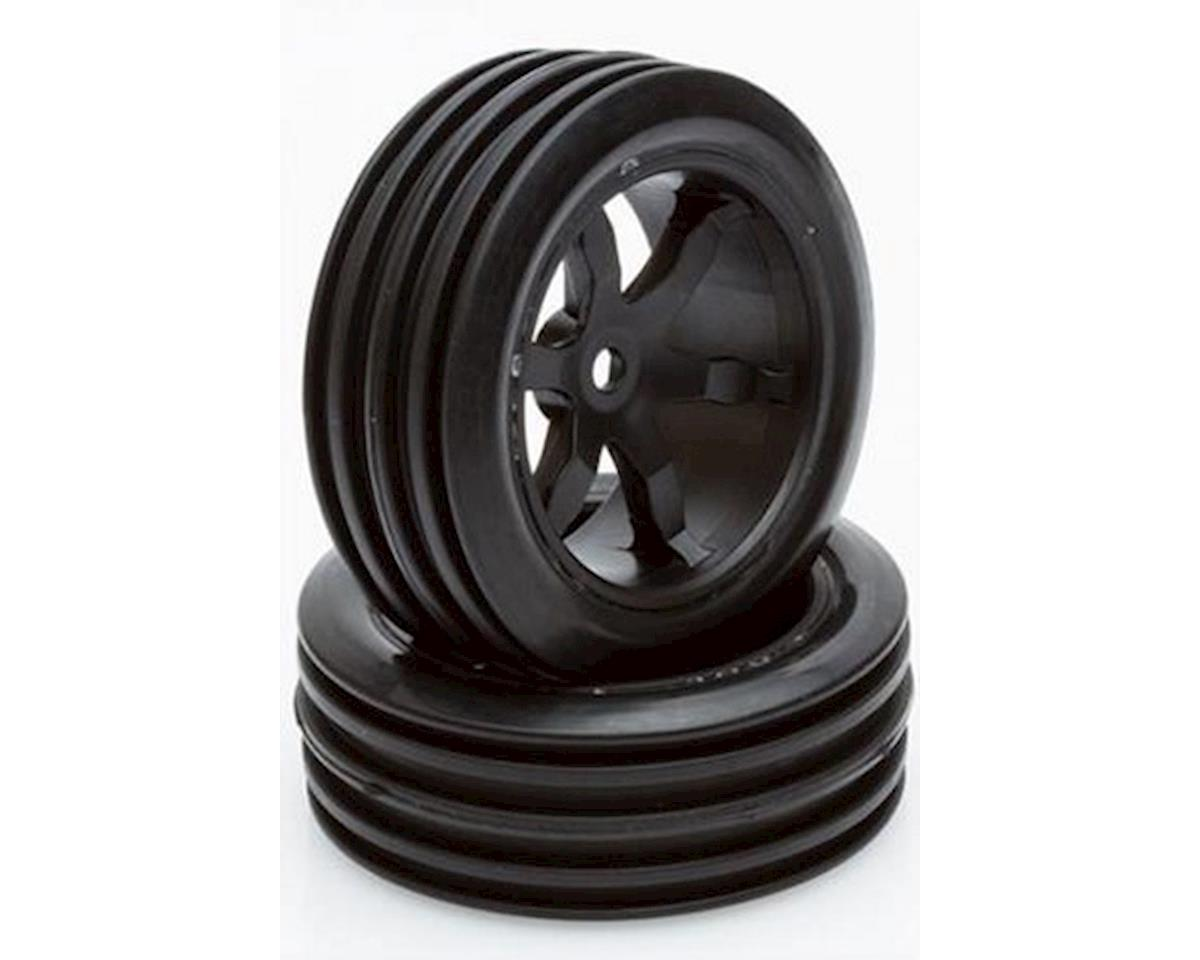 Helion HLNA0486 Impakt 12B Front Tires and Wheels