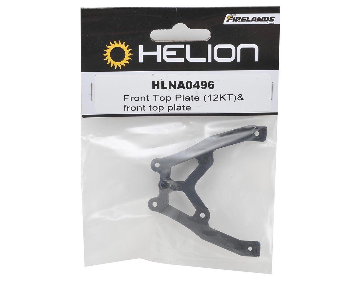 Helion RC Front Top Plate (Impakt, Verdikt, Contakt)