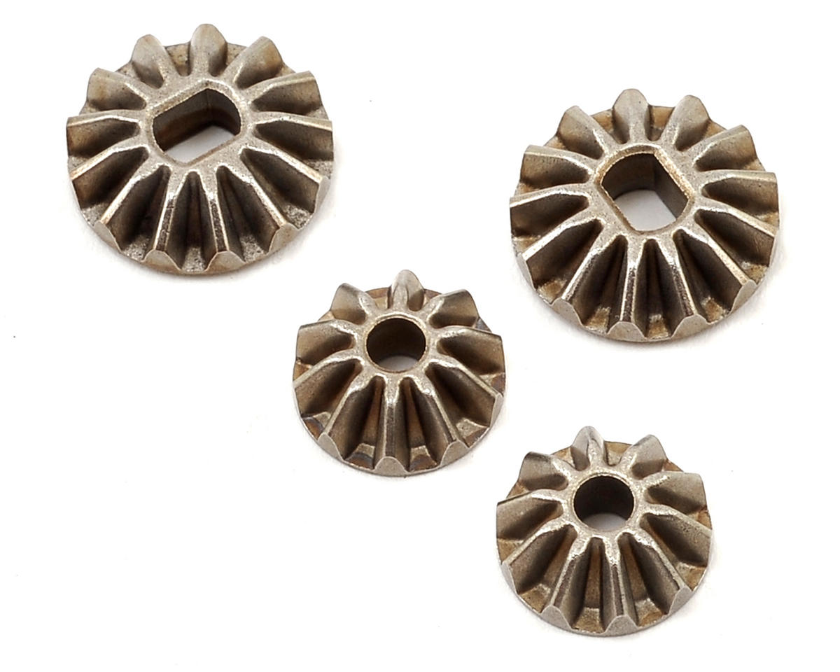 Helion Impakt 12B RC Differential Gear Set (Impakt, Verdikt, Contakt)